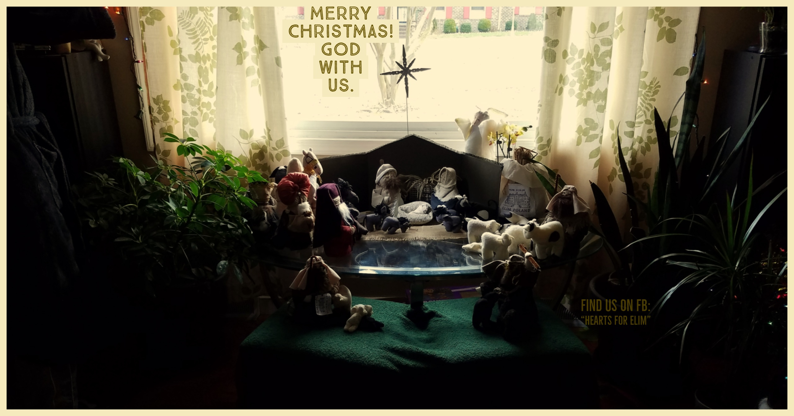 Nativity Set 2017