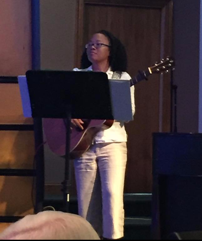 First praise & worship service Unity Baptist in PG VA