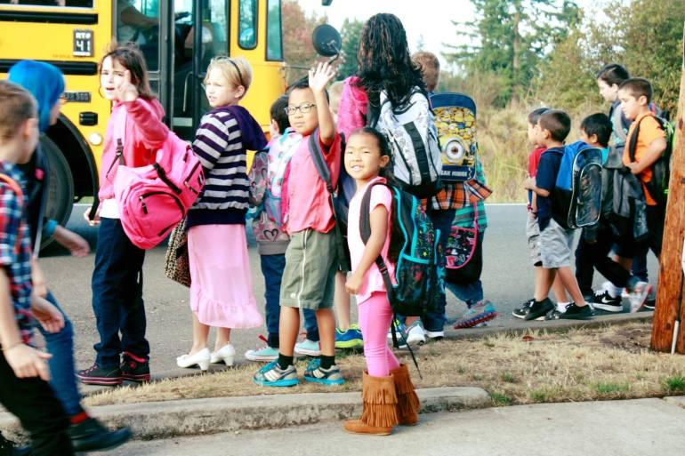 Goodbye public school