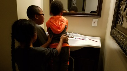 our kids learned many things too from our time as a foster family